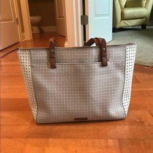 Fossil tote / handbag